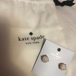 Kate spade NWTs earrings